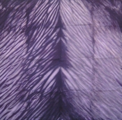 Mirrored Shibori